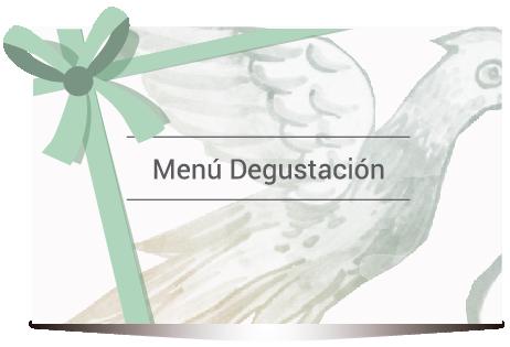 Regalar menú Degustación Cami Vell