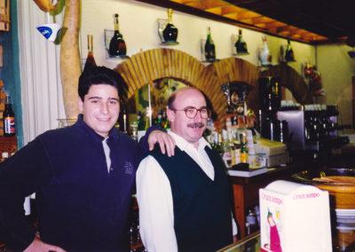 Tasca Camivell Alzira Antonio y Toni López