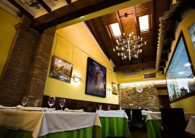 Interior CamiVell-Restaurant